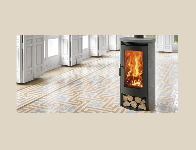 estufa denia stoves LAMBDA SOAP STONE feat